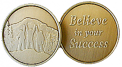 WBSC2035R Believe in Your Success Roll of 25
