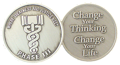 WBSC119N-3 Phase 3 Drug Court Coin