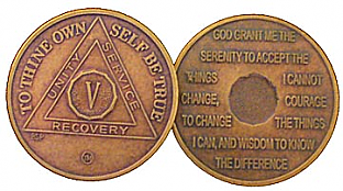 BSP900 Anniversary Birthday Bronze Medallion