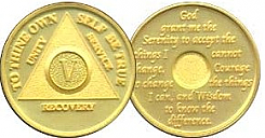 WBAGP Gold Plated Medallion Ckearance