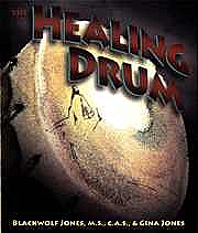 H-6471 The Healing Drum Book