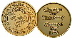 WBSC2064R Recovery Discovery Medallion Roll of 25