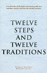 H-2081-Twelve Steps and Twelve Traditions Soft Cover Book