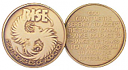 GBRM1051R Roll of 25 Rise From of the Ashes Phoenix