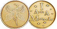 WBRM080R Roll of 25 Miracle Medallions