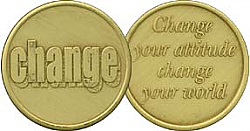 WBRM117 Change Medallion