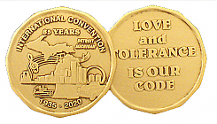2020 Convention Coin