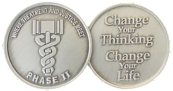 WBSC119N-2 Phase 2 Drug Court Coin