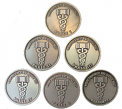 119N1-5 - Drug Court Phase Coins